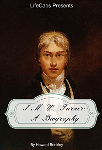 William Turner Watercolor (J.M.W. Turner: A Biography)