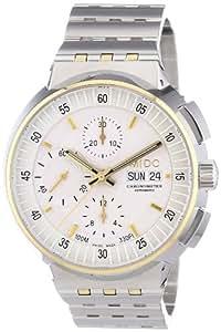 MIDO m83609b112–Reloj de pulsera de hombre, correa de acero inoxidable color plata