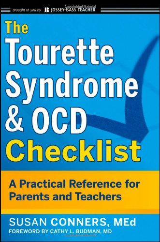 The Tourette Syndrome And Ocd Checklist  A Practical Reference For Parents And Teachers