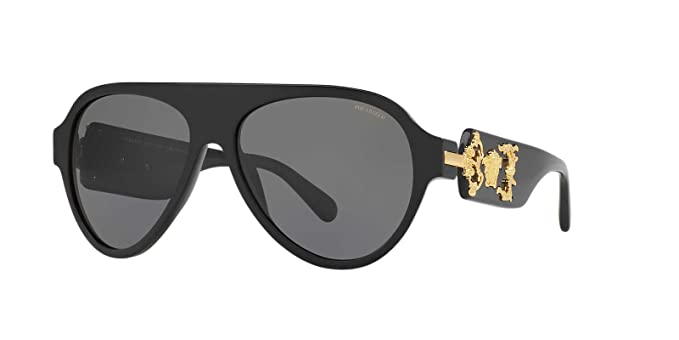 c7448e4915 Amazon.com  Versace Mens Only At Sunglass Hut Sunglasses (VE4323 ...