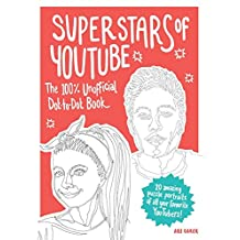 Superstars of Youtube: The 100% Unofficial Dot-to-Dot Book