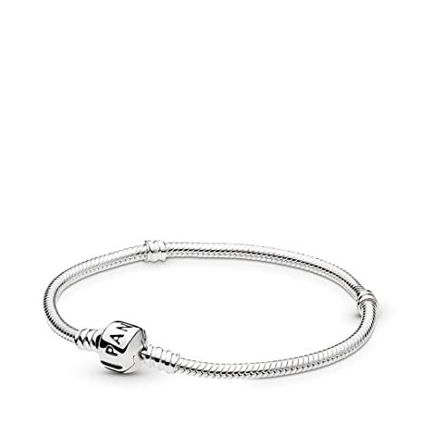 85131bb1cc070 Pandora Iconic Silver Charm Bracelet, Sterling Silver, 6.7 in