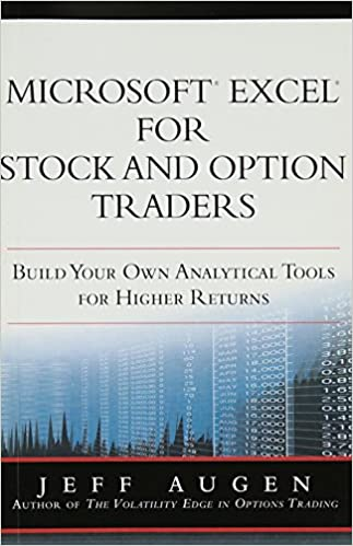 microsoft excel for stock and option traders build your own