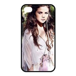 FashionFollower Best Custom Selena Gomez i4 Case for Iphone 4 4s
