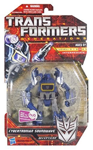 Hasbro Year 2010 Transformers Generations Series Deluxe Clas