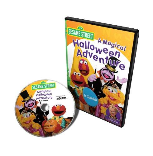 Amazon.com: Sesame Street - A Magical Halloween Adventure ...
