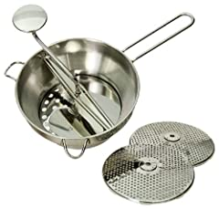 Stainless Steel Deluxe