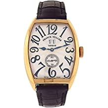 Franck Muller Cintree Curvex Automatic-self-Wind Male Watch 6850 S6 GG (Certified Pre-Owned)