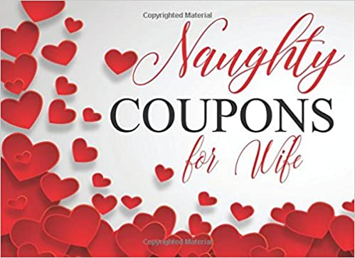 The naughty coupon book