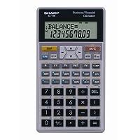 EL-738C Financial Calculator, 10-Digit LCD