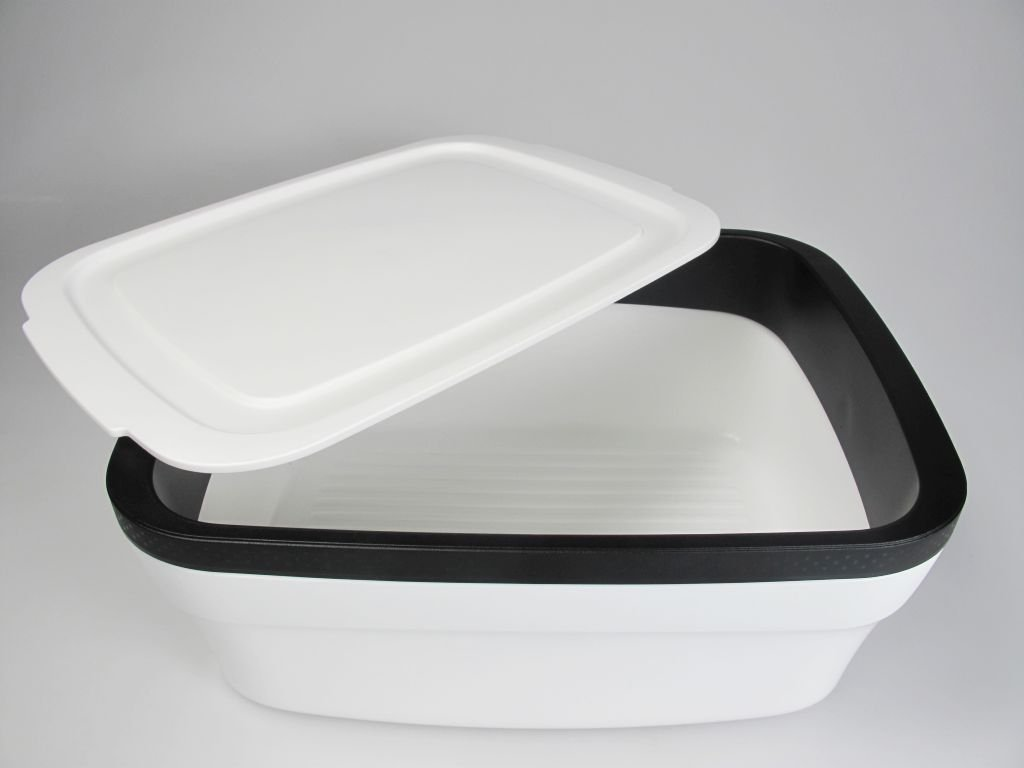 Tupperware bread box storage Breadsmart I. - 513H FWVQ0L - Tupperware bread box storage Breadsmart I.
