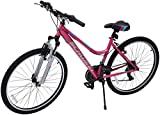 Schwinn Women's High Timber Mountain Bicycle, 16″/Small, Light Purple Review