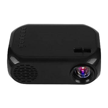 Zichen Mini 2 Proyector LED portátil for el hogar Tarjeta SD TF ...