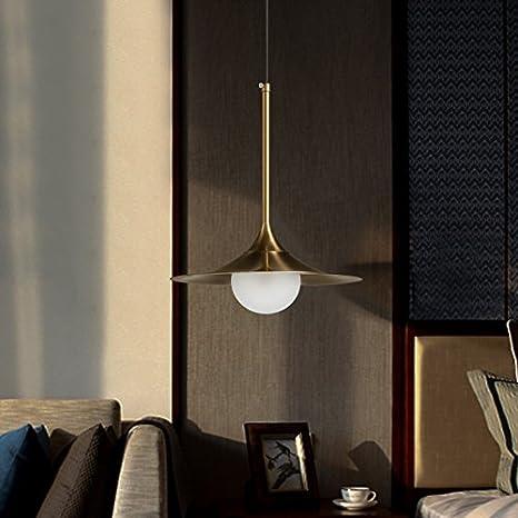 Lámpara de techo de estilo nórdico, estilo antiguo, lámpara ...