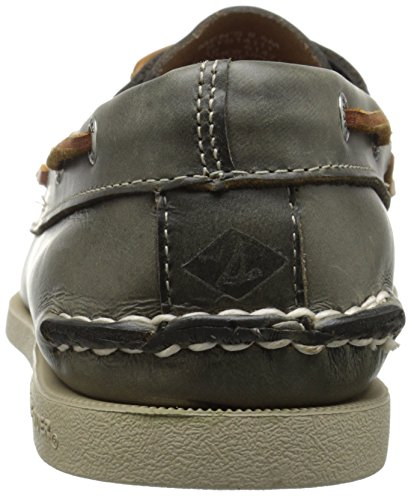 A Grey Sperry O Men's Shoe Waterloo Sider Boat Top ttZgqxw7