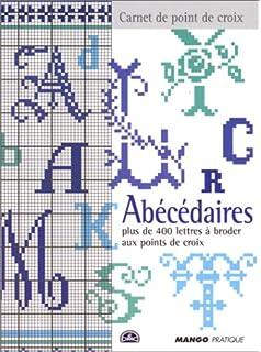 Amazonfr La Bible Des Lettres Au Point De Croix 844