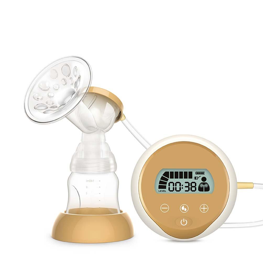 HONGREN Bomba De Leche Eléctrica Bomba De Lactancia Eléctrica Máquina De Ordeño Automática Postparto Succión Sucia: Amazon.es: Deportes y aire libre