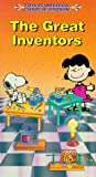 This is America, Charlie Brown - The Great Inventors [VHS]