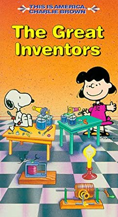 Amazon.com: This is America, Charlie Brown - The Great Inventors ...