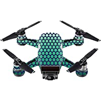 Skin For DJI Spark Mini – Spots | MightySkins Protective, Durable, and Unique Vinyl Decal wrap cover | Easy To Apply, Remove, and Change Styles | Made in the USA