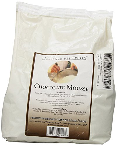 Chocolate Mousse Pudding - 9