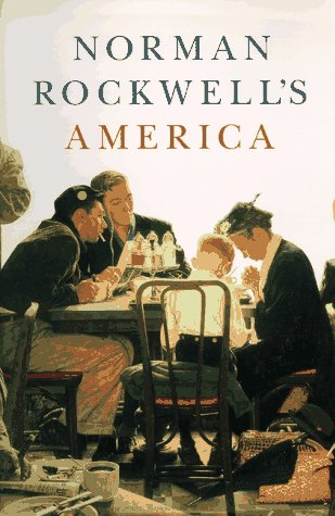 Norman Rockwell's America (Abradale): Christopher Finch ...