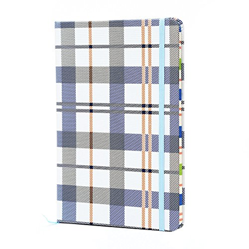 Premium Writing Paper (BIOBAY Classic Ruled Travel Notebook | Hardcover Writing Journal and Diary – Premium Lined Paper and Durable Design - 160 pages - Fashionable Patterns)