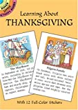 Learning about Thanksgiving, Pat Stewart, 0486416445