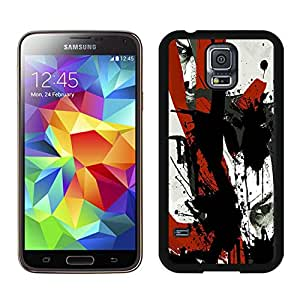 Hot Sale Samsung Galaxy S5 Case ,Unique And Lovely Designed Fight Cover Case For Samsung Galaxy S5 Black Phone Case CR-189