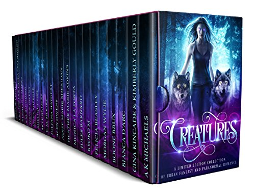 Creatures by Lydia Sherrer & Others ebook deal