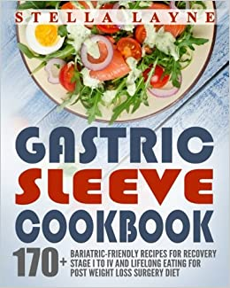 Gastric Sleeve Cookbook 3 Manuscripts
