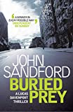 Front cover for the book Buried Prey by John Sandford