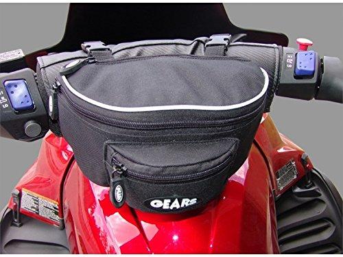 Gears Snowmobile/ATV Handlebar Bag Handle Bar Luggage by Gears