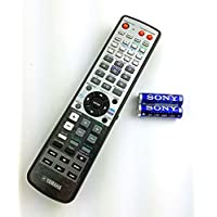 GENUINE YAMAHA OEM FACTORY REPLACEMENT REMOTE CONTROL for MODELS YSP-3000UC/YSP-4000UC INCLUDES SONY STAMINA BATTERIES