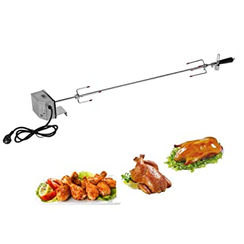 Blackpoolal 120 cm XL Set de brochetas para Parrilla con ...