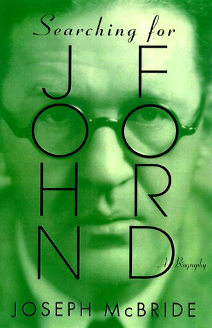 Searching For John Ford: A Life, McBride, Joseph