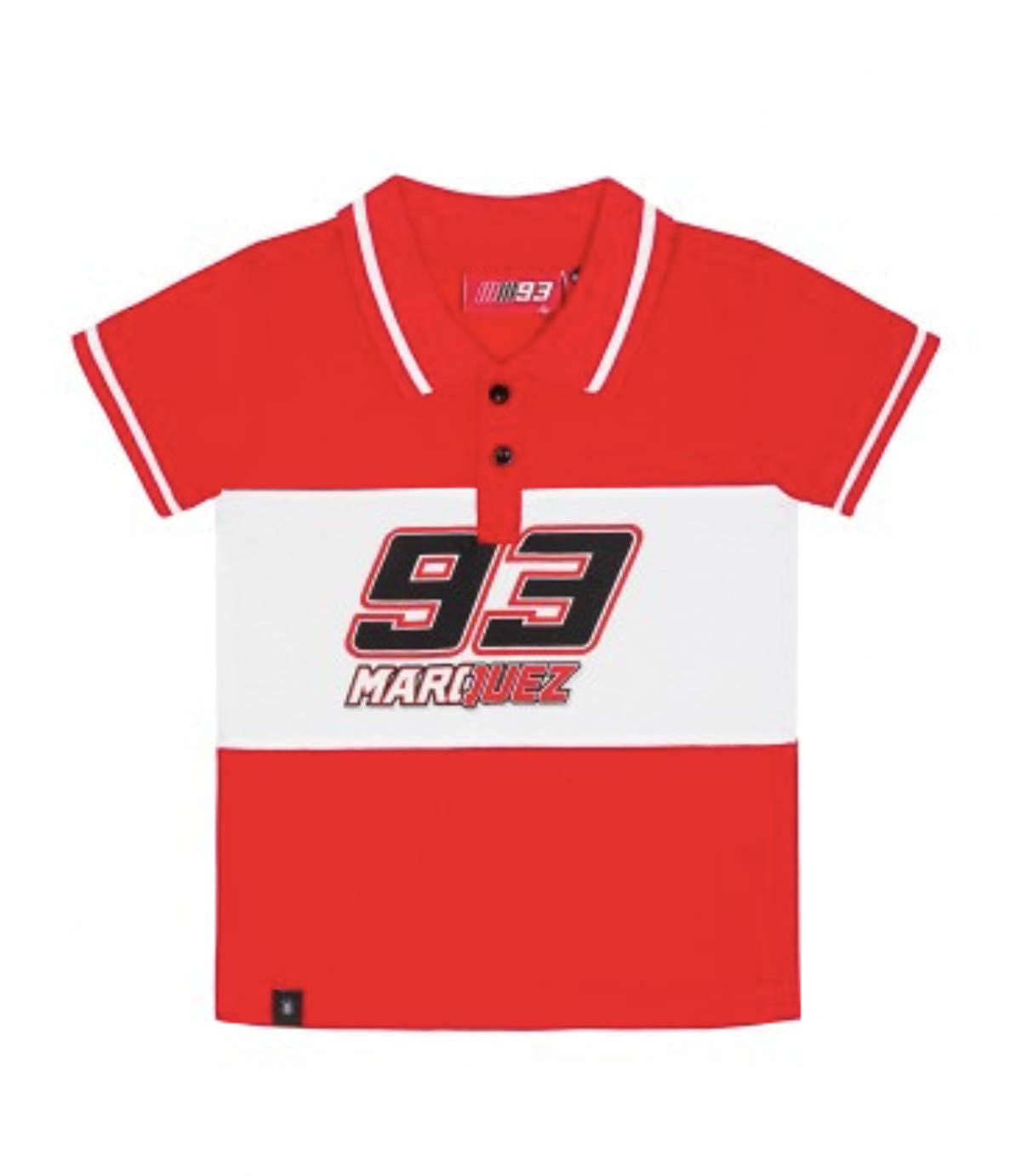 Marc Marquez 93 MotoGP Childrens Polo Shirt Kids Boys Age 2-11 Located in USA