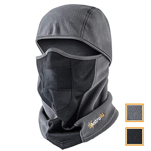 10 best fleece face mask for skiing