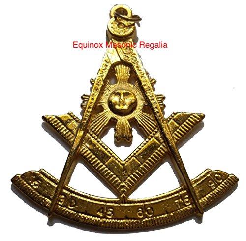 Masonic Past Master Collar Emblem 3