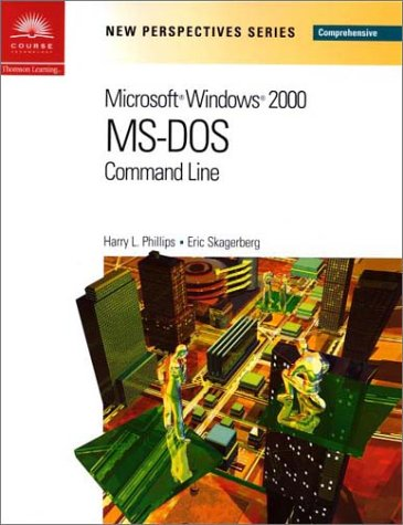 New Perspectives on Microsoft MS-DOS Command Line - Comprehensive - Dos Microsoft Windows