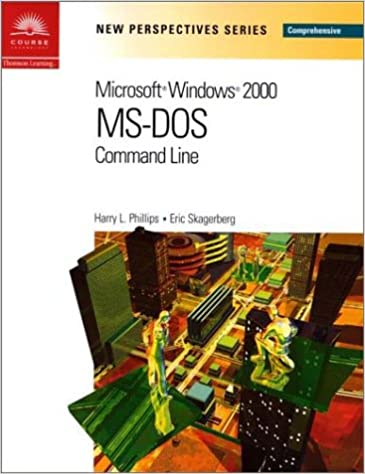 New Perspectives on Microsoft MS-DOS Command Line
