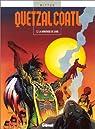 Quetzalcoatl, tome 2 : La montagne de sang par Mitton