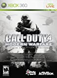 Call of Duty 4: Modern Warfare Collector's Edition -Xbox 360