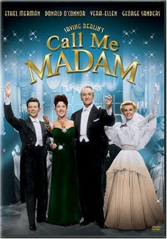 Call Blank - Call Me Madam