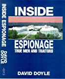 Inside Espionage, David Doyle, 0953615146