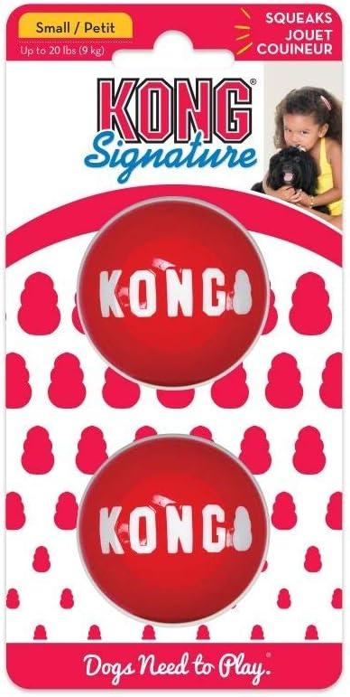 Kong Signature - Juego de 2 Pelotas de Golf (tamaño S, Talla S ...