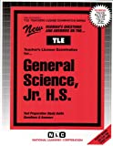 General Science, Jr. H. S., Rudman, Jack, 0837380227