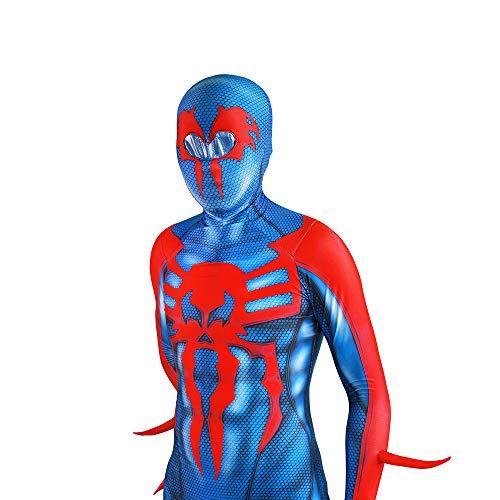 3D Digital Printing Halloween Spider-Man 2099 era Cosplay One-Piece Tight-Fitting 1025 -