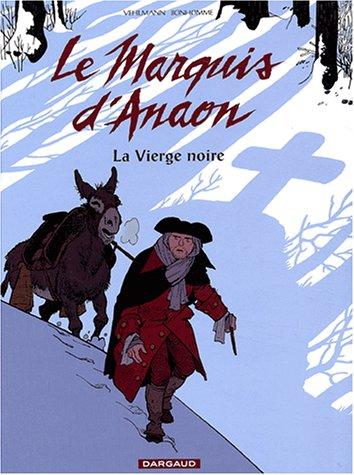 Le Marquis d'Anaon n° 2 La Vierge noire