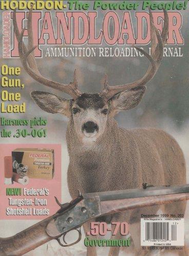 (Handloader Magazine - December 1999 - Issue Number 202)
